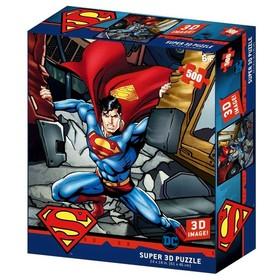 3D Пазл 500 элементов «Сила Супермена»