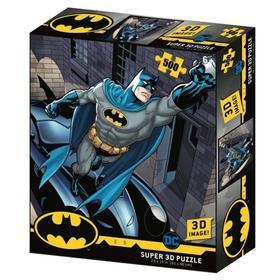3D Пазл 500 элементов «Бэтмобиль»