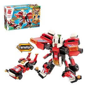 "Designer Robot ""Transformer"", 148 parts"