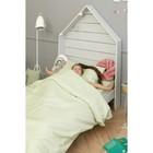 Детское постельное бельё Этель «Салатовая нежность» 1.5 сп, цвет зелёный, 143х215 см, 150х214 см, 50х70 см - фото 652681