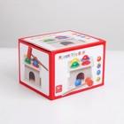 Деревянная игрушка «Стучалка» 11×11×9 см - фото 105592388