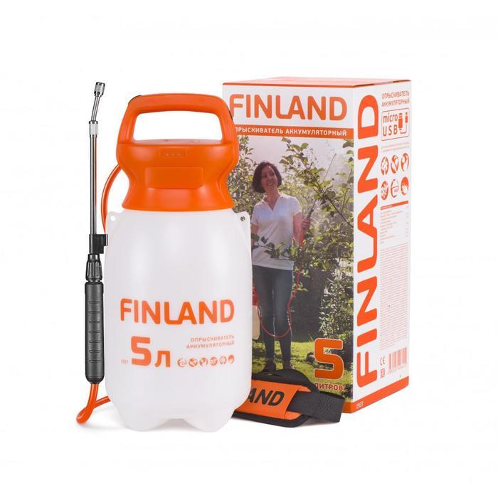 Опрыскиватель Finland аккумуляторный 5л