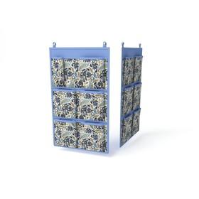 Кофр для аксессуаров «Грация», 7 карманов, 35х60 см