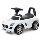 Tolokar Mercedes-Benz SLS, sound effects, colour white