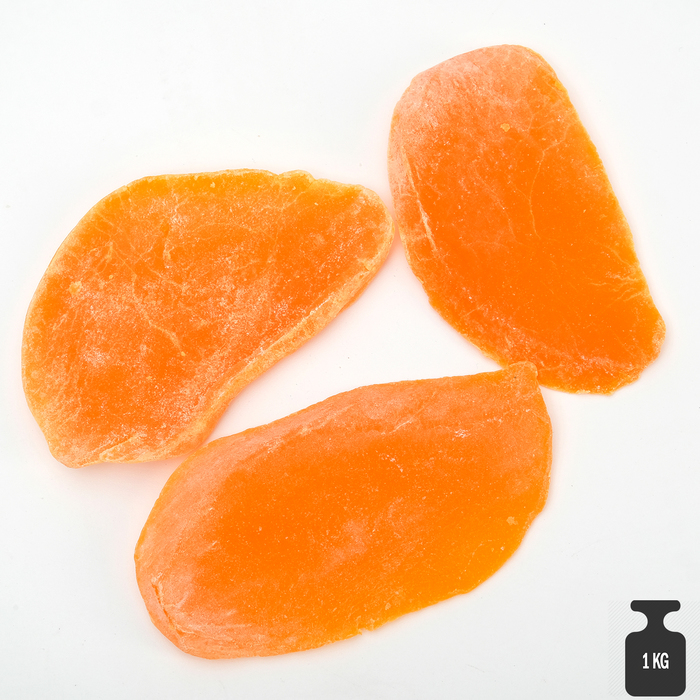 Манго оранжевый цукаты, 1 кг - фото 17561