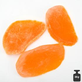 Манго оранжевый цукаты, 300 г