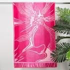 """Полотенце махровое Авангард """"Цветик-семицветик"""", размер 70х140 см, 400 гр/м 2"""