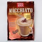 "Instant coffee ""ToraBika"" Macchiato with sugar 25gr*20pcs*12уп"