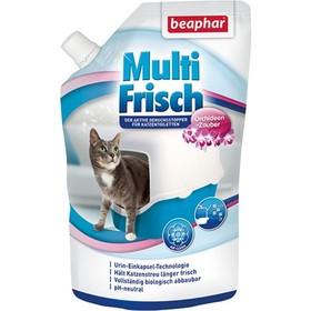 Уничтожитель запаха Beafar Odour killer для кошек, для туалетов, орхидея, 400 г