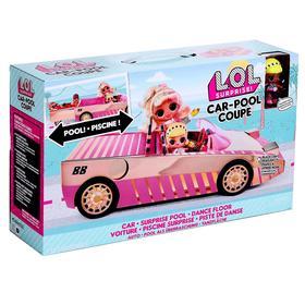Игровой набор LOL «Автомобиль с бассейном»