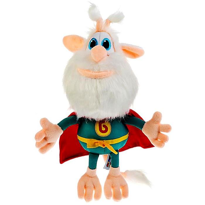 Мягкая игрушка «Буба супер-герой», 20 см - фото 4470990