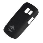 Чехол-накладка Nokia Asha 302, матовый черный