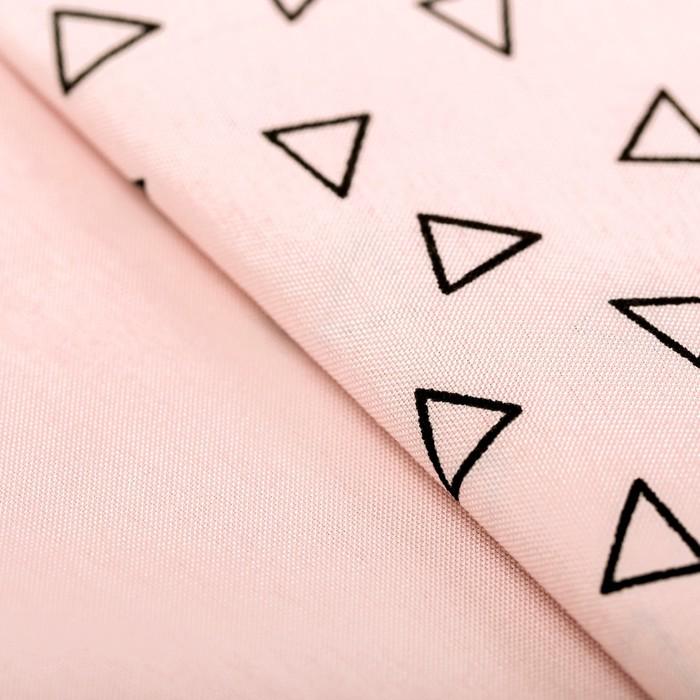 Набор ткани пэчворк «Теплый день», 50 х 50 см