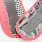 Хипсит, цвет серо/розовый - фото 985839