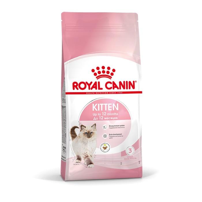 Сухой корм RC Kitten для котят, 300 г