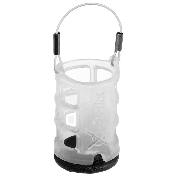 Груз-кормушка X-FEEDER PL GLASS TURBO SPORT, 15 г, 12 мл, полупрозрачный - фото 698800458