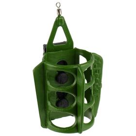 Груз-кормушка пл. X-FEEDER PL GREEN ROUND WING MIDDLE, 80 г (35 мл, цвет зеленый)