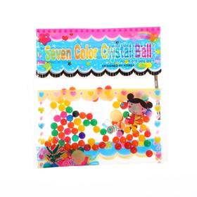 Растущие игрушки 'Мини шарики в пакете'  МИКС Ош