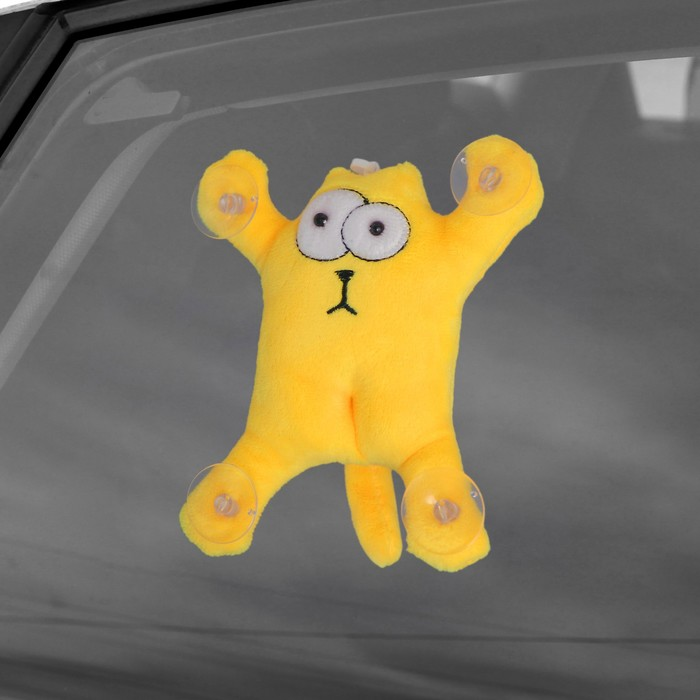 Автоигрушка «Кот», цвета МИКС
