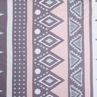 Постельное бельё «Этель» 2 сп Ethnic 175*215 см, 200*220 см, 50*70 см - 2 шт - фото 653104