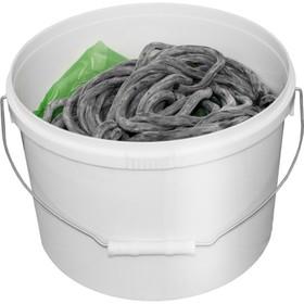 Резина шнуровая сырая для экструдера, 1 кг Ош