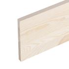 Щит мебельный  СОСНА, сорт АА, бессучковый, 200×20×1,8 см