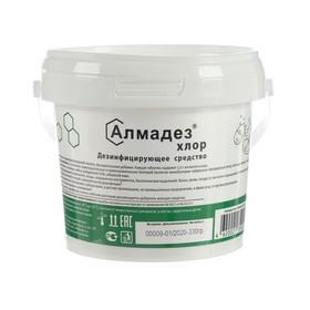 Дезинфицирующее средство Алмадез-хлор (таб.3,4г. №100)