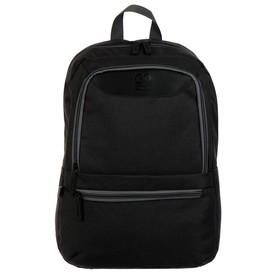 Рюкзак молодёжный GoPack 119L, 43.5 х 30 х 11, Сity, черный