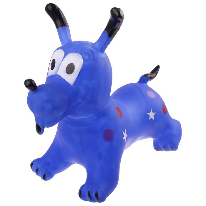 Прыгун «Собачка», с рисунком, 1300 г, цвета МИКС