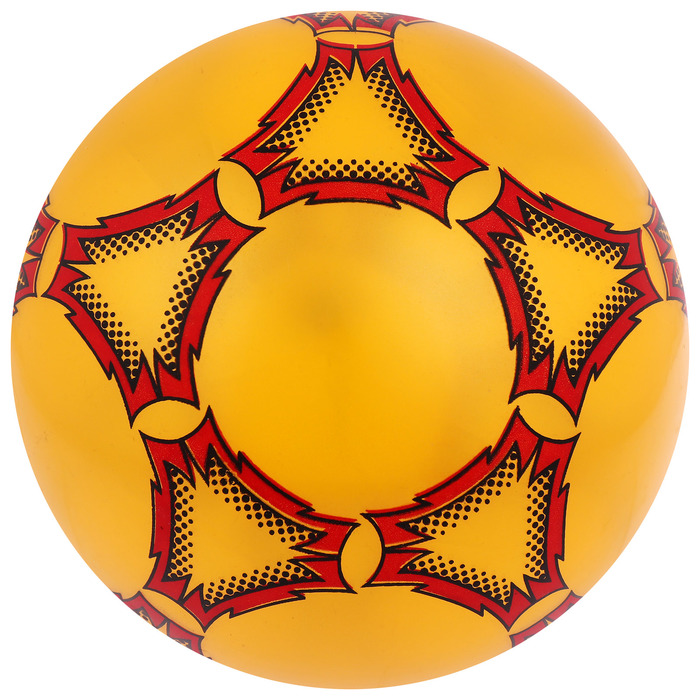 Мяч «Футбол 2», d=22 см, цвета МИКС