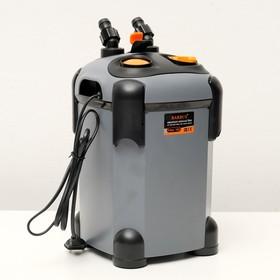 Фильтр выносной FILTER 102 850л/ч, 9 Вт с комплектом базовых наполнителей