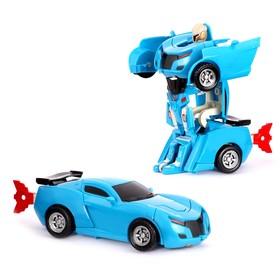 Робот-трансформер «Автобот», инерционный