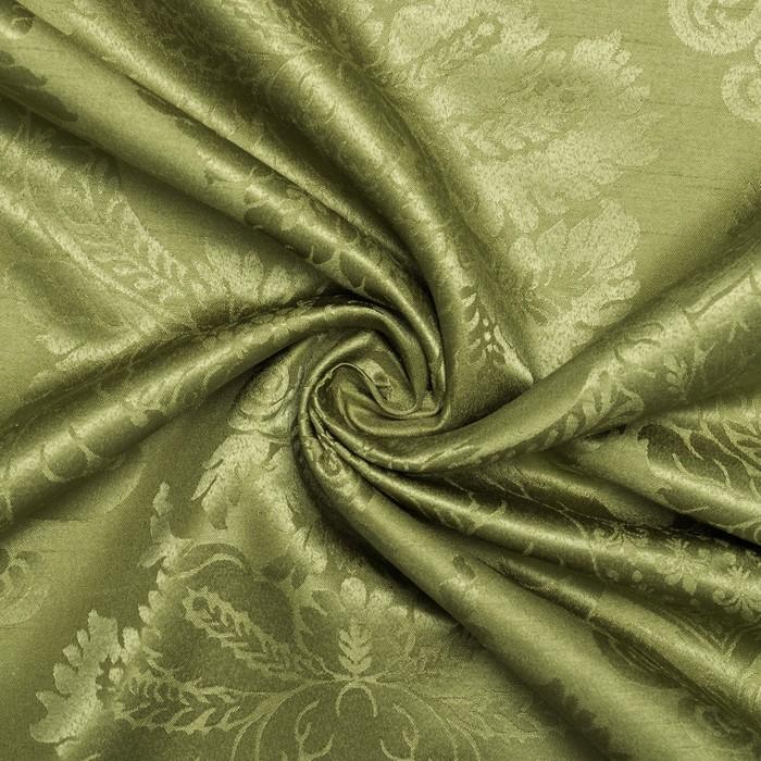 """Ткань портьерная """"Дамаск"""" CYPRESS, ш.280, дл 10м, пл. 160 г/м2,100 % п/э"""