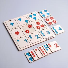 Таблицы Шульте для малышей