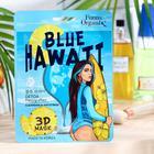 Тканевая 3D-маска Etude Organix  Blue Hawall Обновление и сияние, 23 г