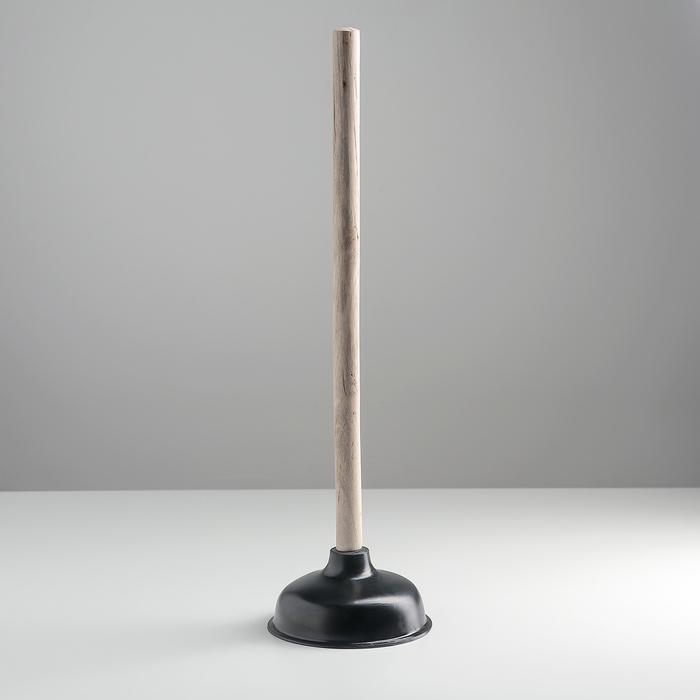 Вантуз d=13,5 см, длина ручки 41 см