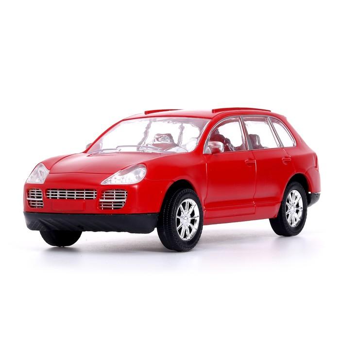 Машина инерционная «Каен», цвета МИКС