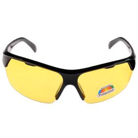 Очки поляризационные PREMIER fishing, цвет жёлтый (PR-OP-9419-Y)