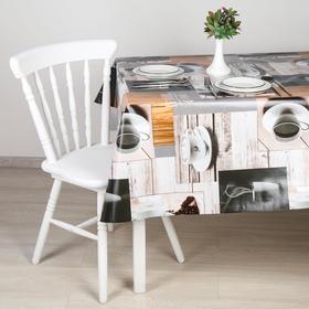 Клеёнка столовая на нетканной основе Florista, 1,40×20 м