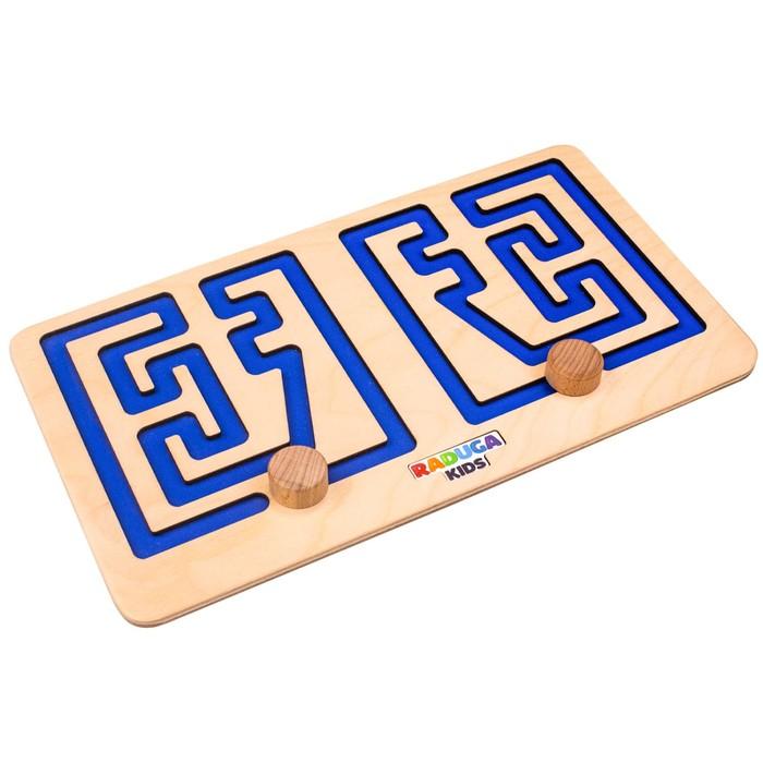 Межполушарная доска «Лабиринт», синяя