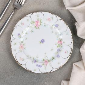 Тарелка десертная «Сакура», d=19 см