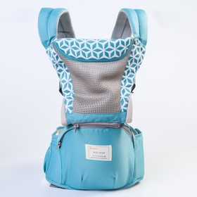 Backpack-kangaroo, blue color