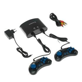 Игровая приставка Sega Magistr X, 220 игр, 2 геймпада, AV-кабель