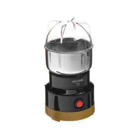 Кофемолка Viconte VC-3107 Dior, 200 ВТ, 75 гр, черная Ош