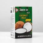 "Coconut milk ""AROY-D"" 250 ml Tetra Pak"