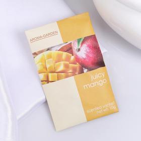"""Аромасаше """"Сочное манго"""" вес 10 г"""