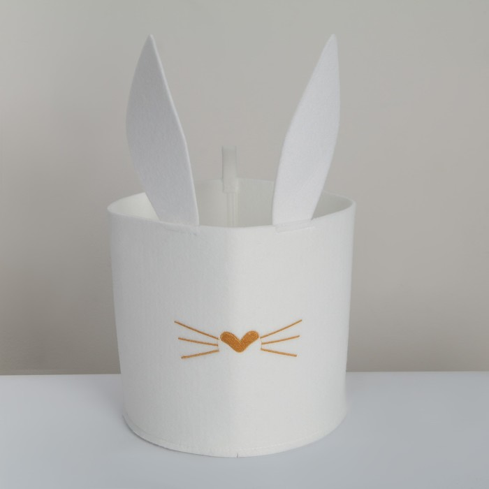 Органайзер для хранения Funny «Белый заяц»