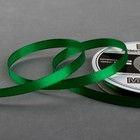 Satin ribbon 6mm*30ярд No. 19 green TTSS