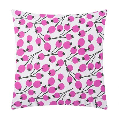 "Pillowcase Ethel ""Berry boom"", size 70x70 cm, 100% cotton, percale"