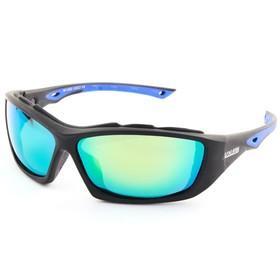 Очки поляризационные Norfin зелёные линзы, revo 02